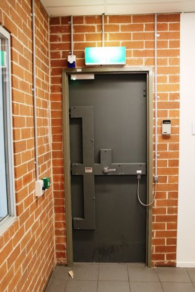Four Point Locks High Security Locks Safe Rooms Sydney