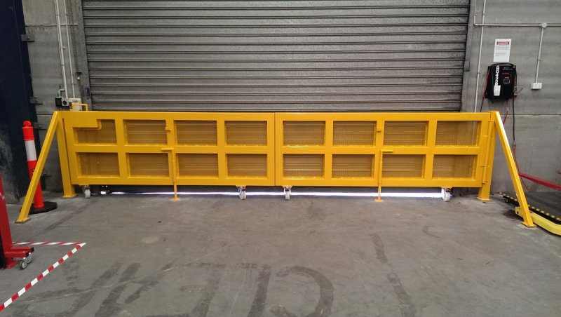 Anti Ram Barriers Fixed Barriers Sydney Nsw Australia