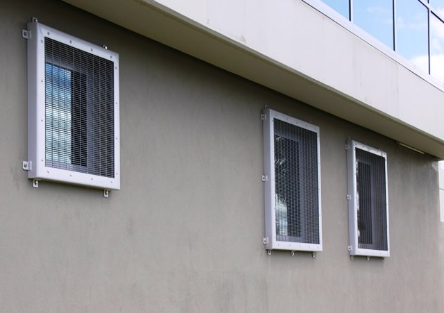 window security mesh screen