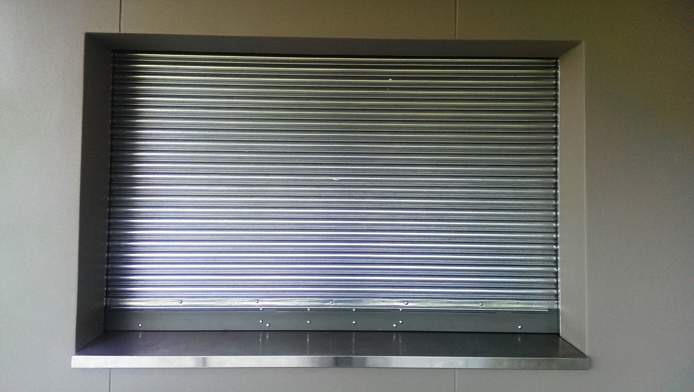 Roller Shutter Security Rivers Locking Systems