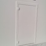 High Security Door with 410 series Lock